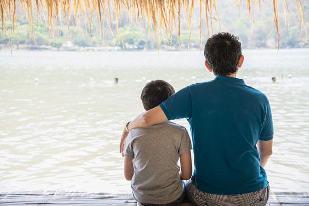 نکات مهم در گفتگو با فرزند خود